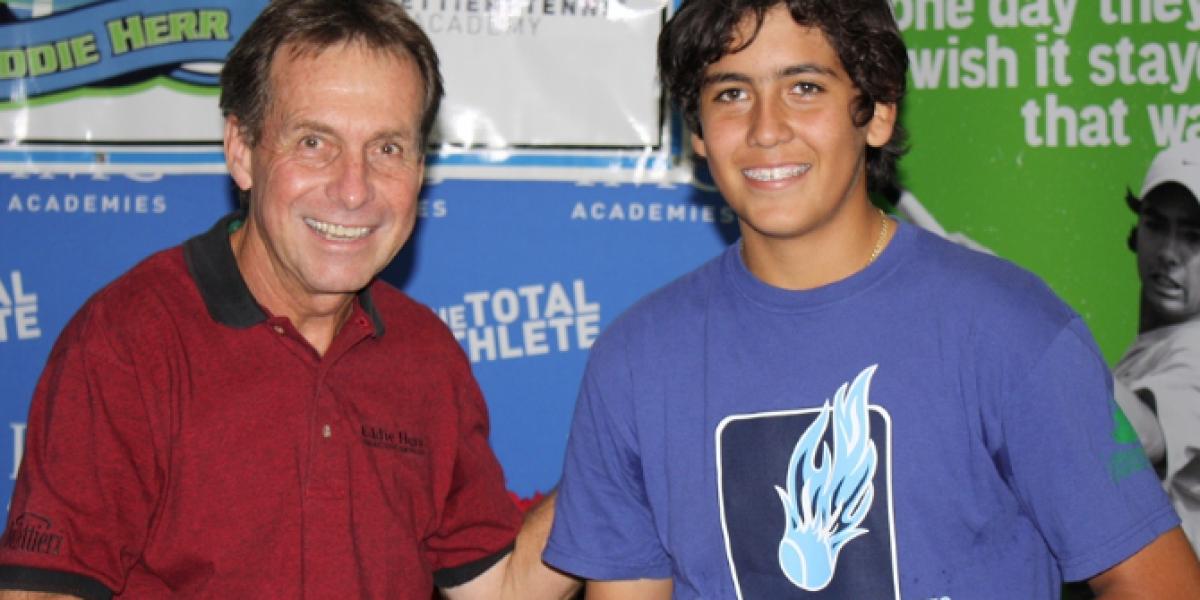 Alejandro Tabilo, el chileno-canadiense que le hace sombra a Garín