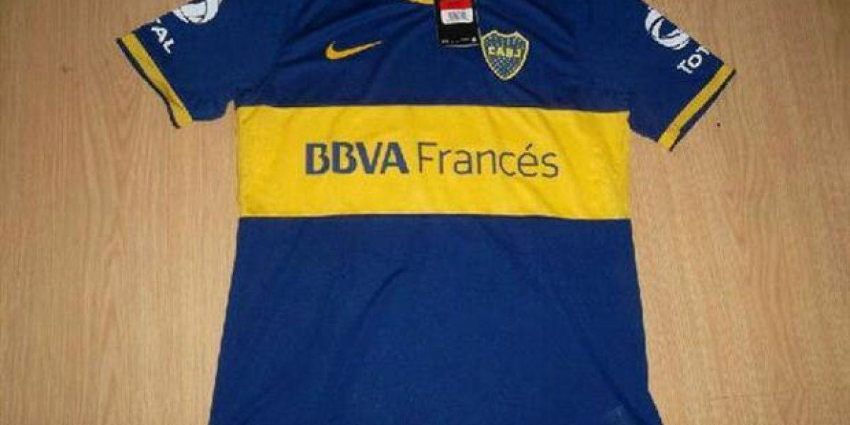 En Argentina filtran posible nueva camiseta de Boca que ya genera polémica