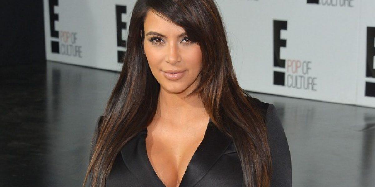 Kim Kardashian pide millonaria cifra por foto de su hija