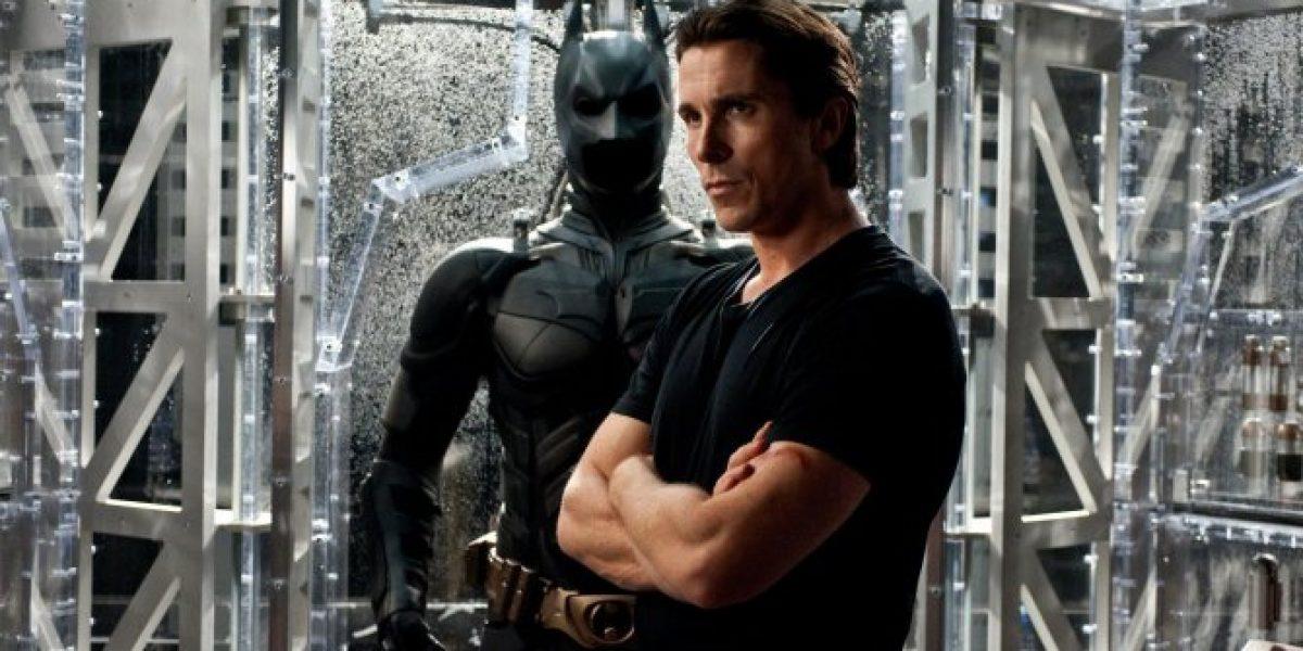 Christian Bale descarta interpretar a Batman en