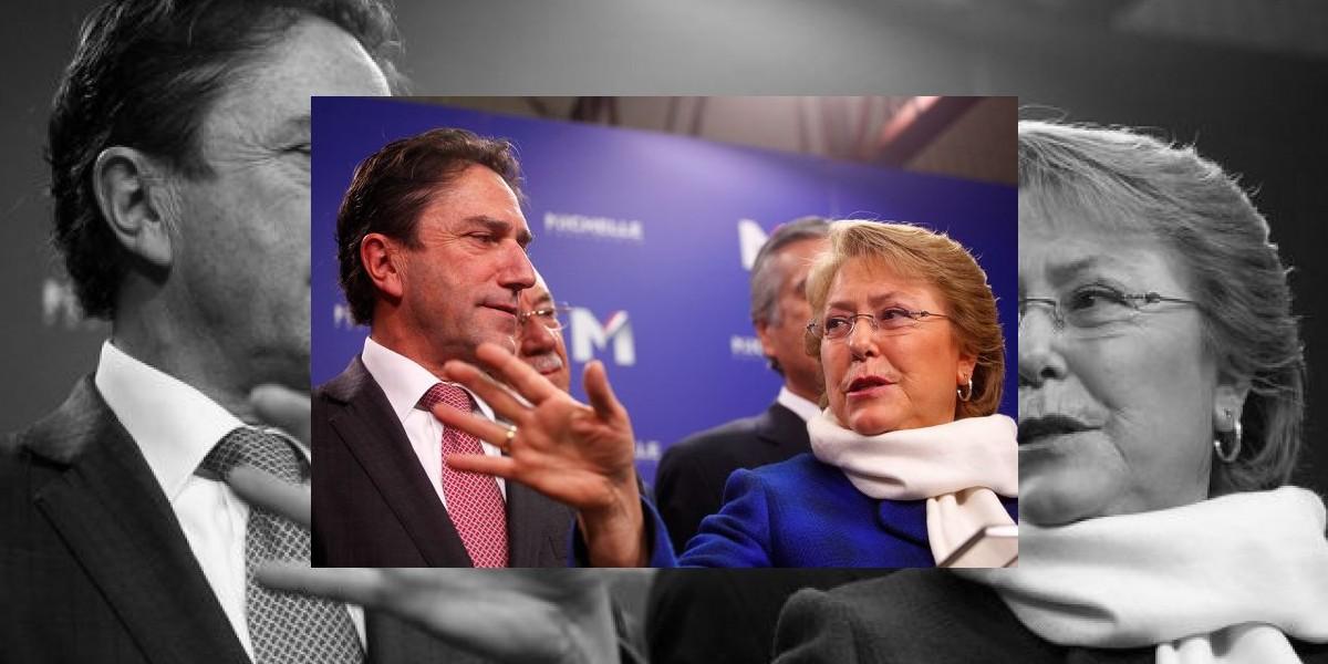 Gómez se suma a Bachelet
