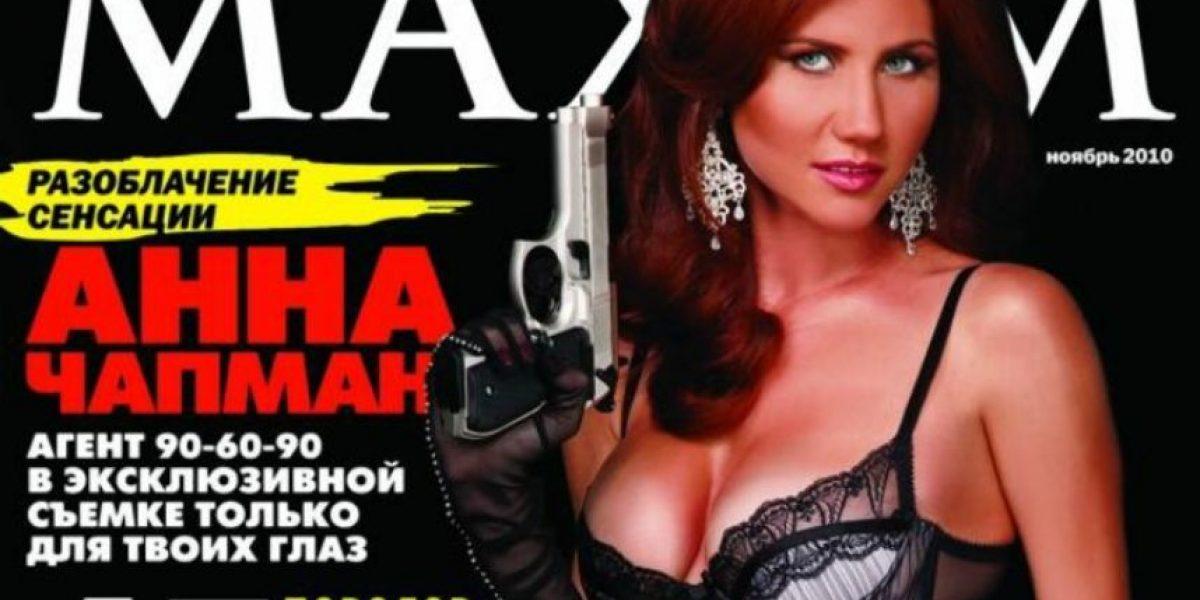 [FOTOS] La bella ex espía rusa que le pidió matrimonio a Snowden