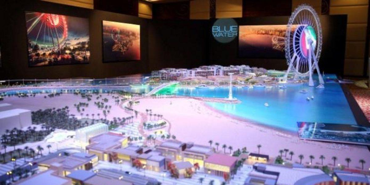 Galería: la rueda de la fortuna más grande del mundo estará en Dubai