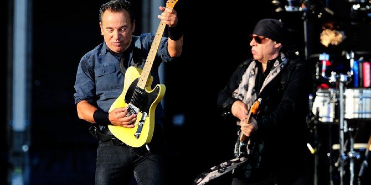 Otro que cae del Rock in Río: Bruce Springsteen debuta en Chile en septiembre