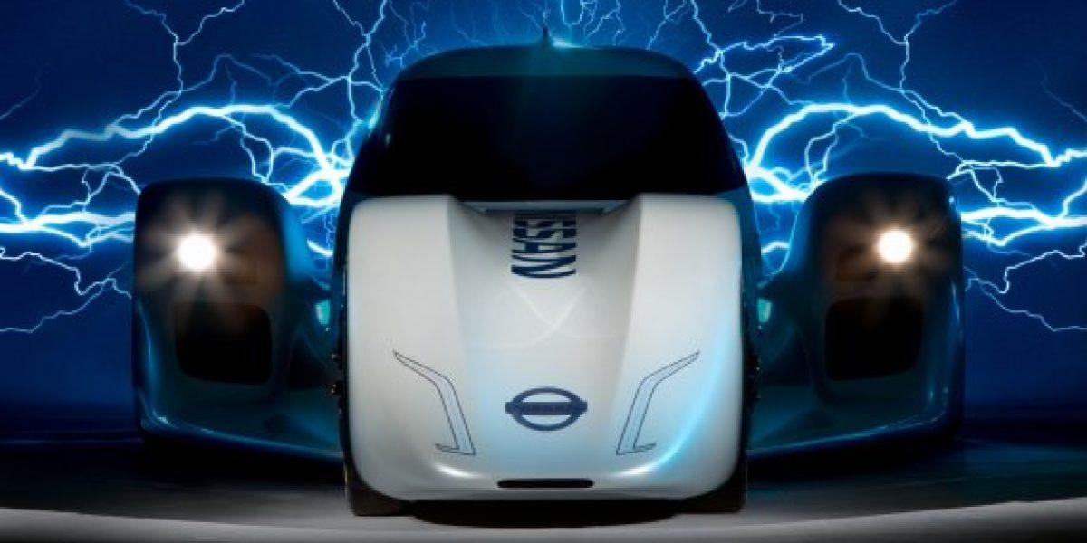 El auto eléctrico más rápido del mundo