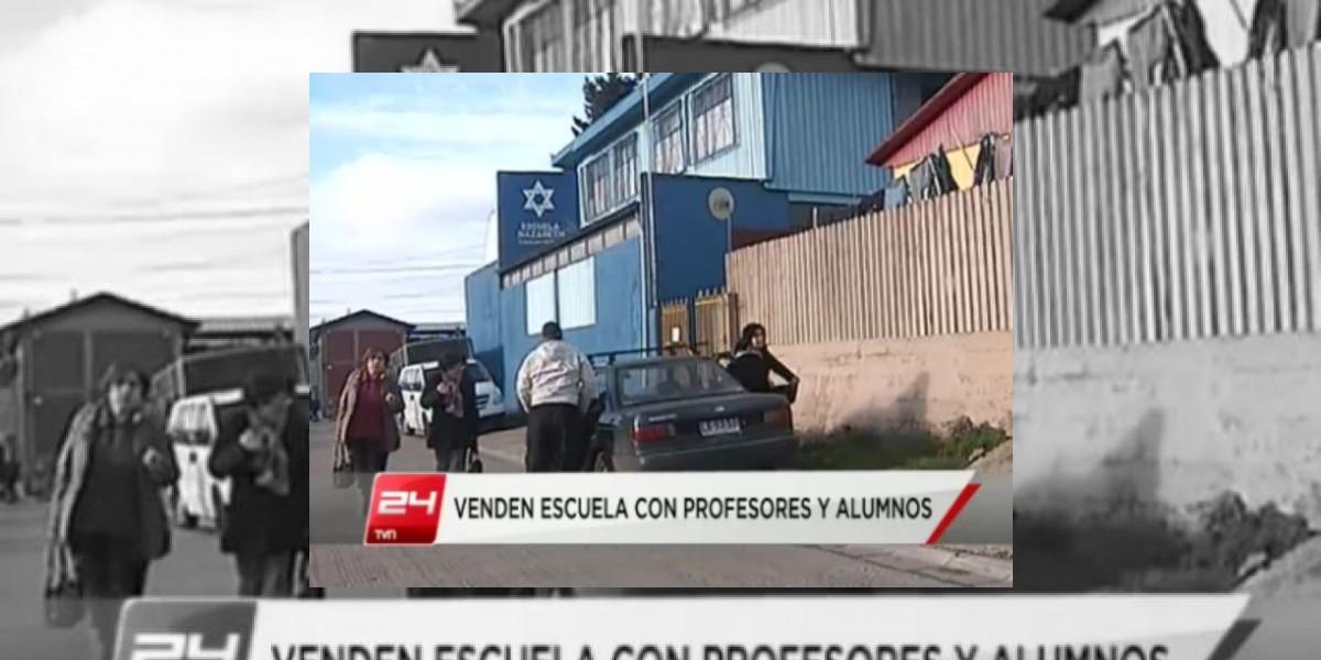 Gabriel Boric y Giorgio Jackson molestos por polémica venta de un colegio en Temuco