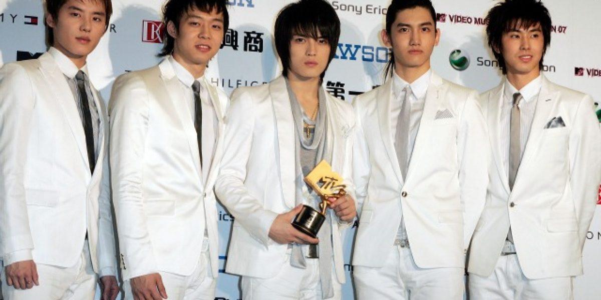 Esta noche se presenta el grupo de K-POP coreano