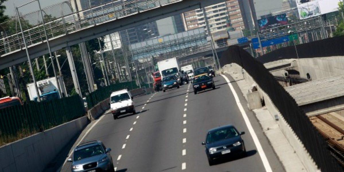 Sernac: reclamos contra autopistas aumentaron un 6,3% en 2012