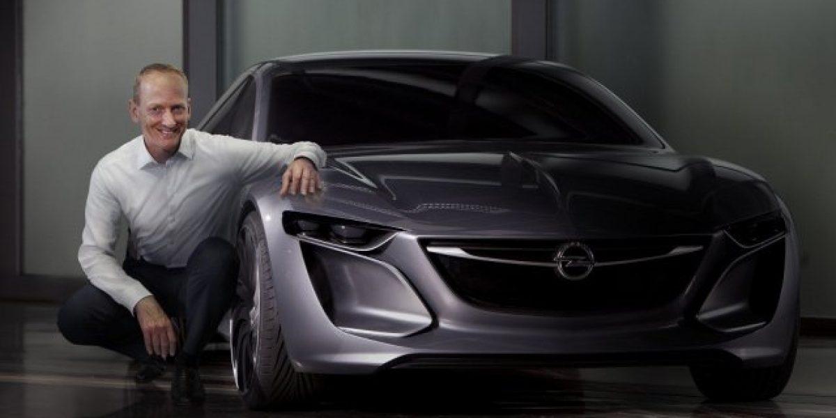 Opel adelanta su futuro en Frankfurt 2013