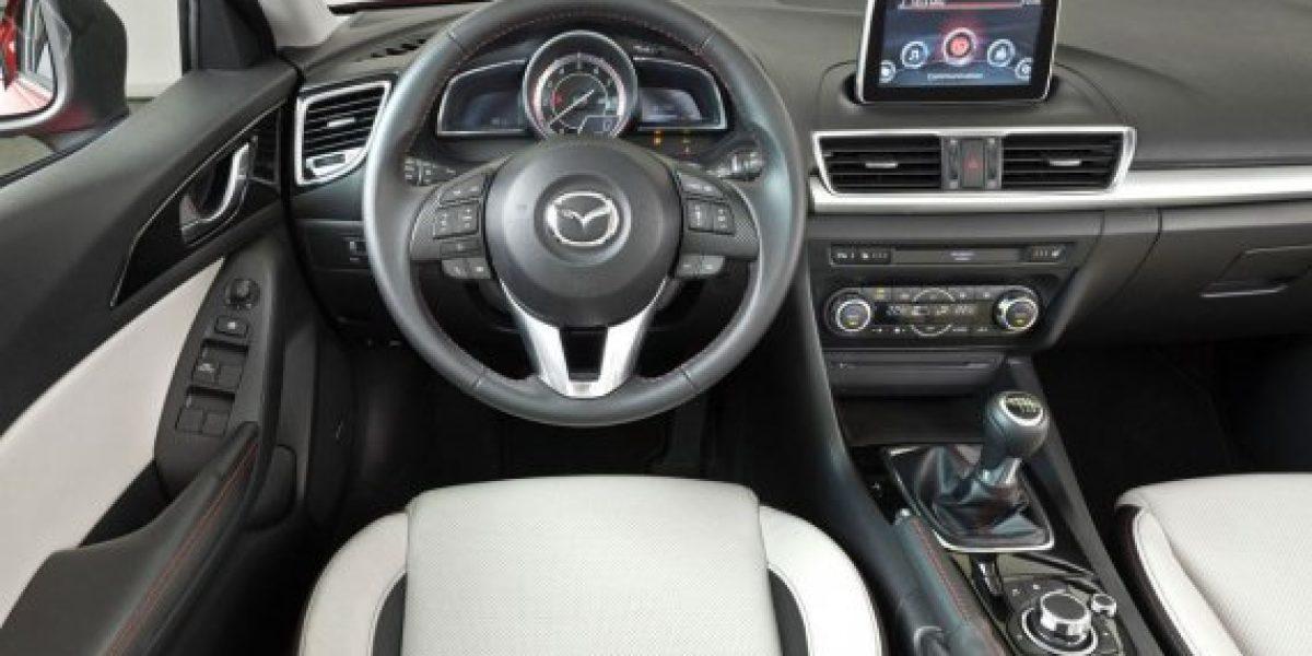 Este es el nuevo Mazda 3 Sedán Sport