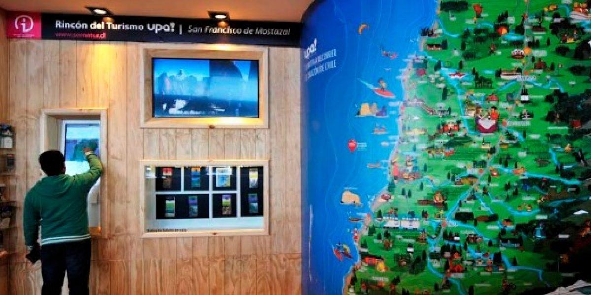 Lanzan la primera oficina de información turística interactiva de carretera