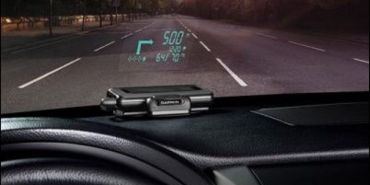 Información del GPS en tu parabrisa por 66 mil pesos