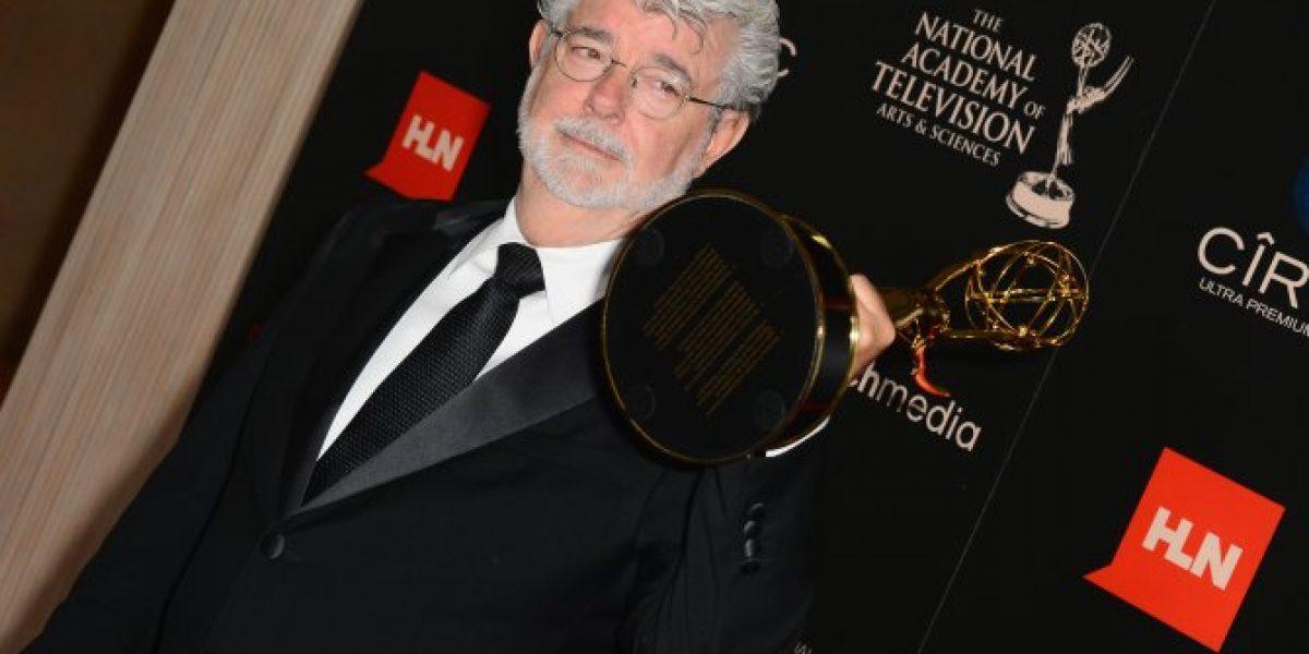 George Lucas recibirá la Medalla de las Artes de las manos de Obama