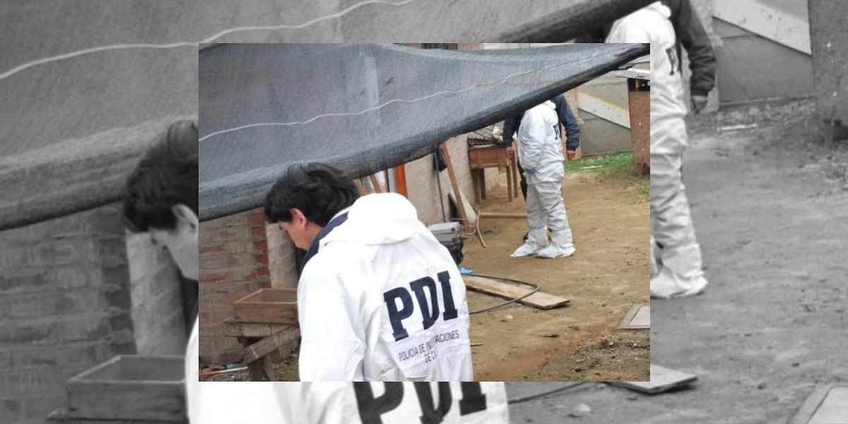 Encuentran cuerpo de hombre descuartizado en Padre Hurtado