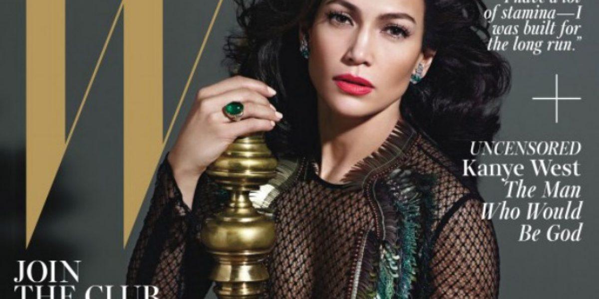 Jennifer Lopez revela duro momento de su vida antes de ser famosa