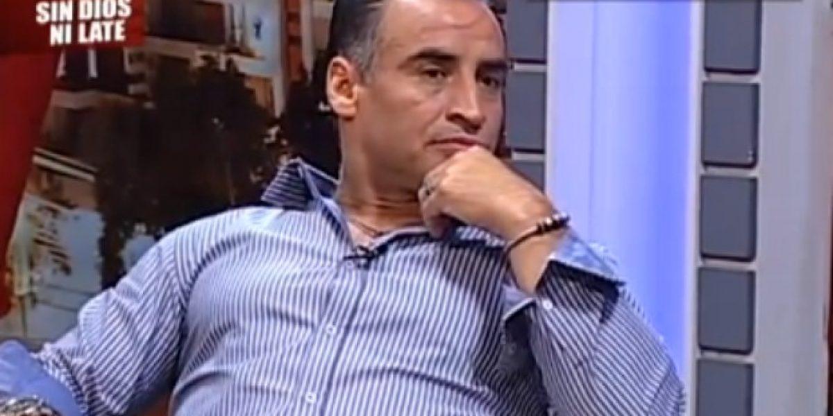 Fabián Estay aclara rumores de supuesta relación gay con Zamorano