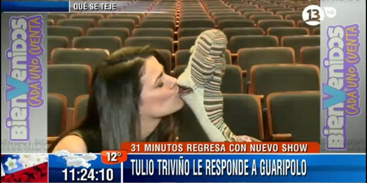 Tulio Triviño y Tonka sorprendieron con