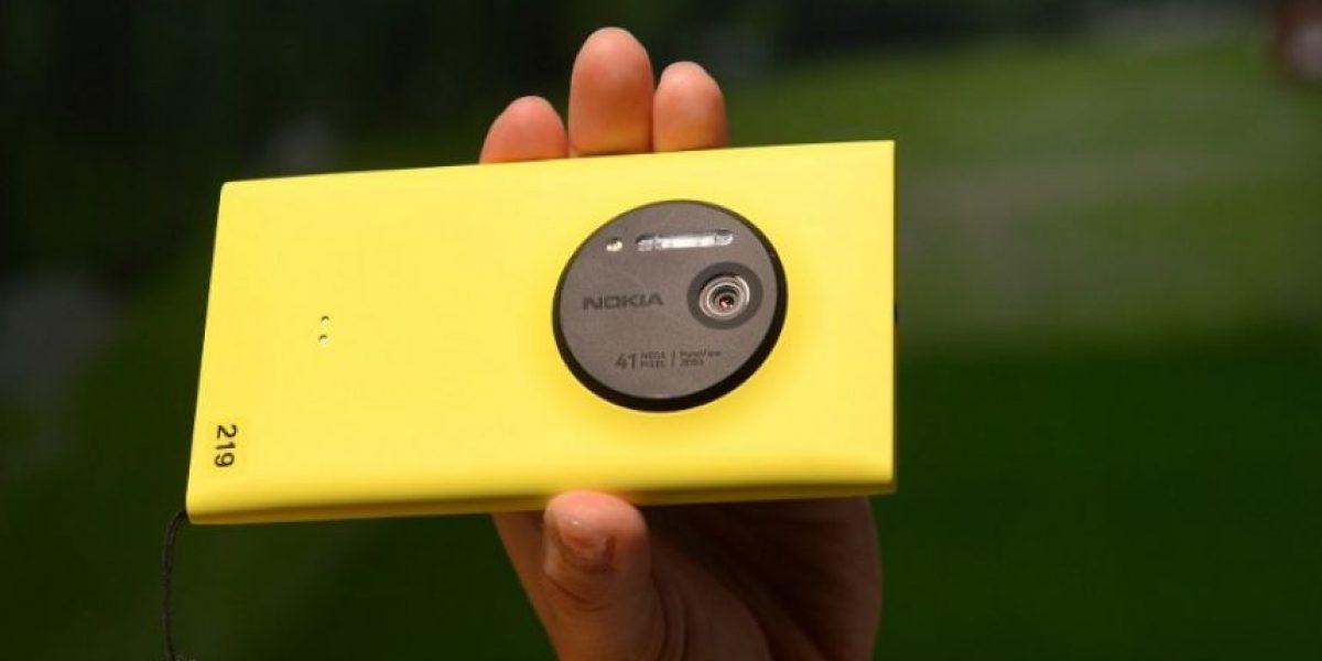 Nokia presenta el Lumia 1020 con cámara de 41 megapíxeles