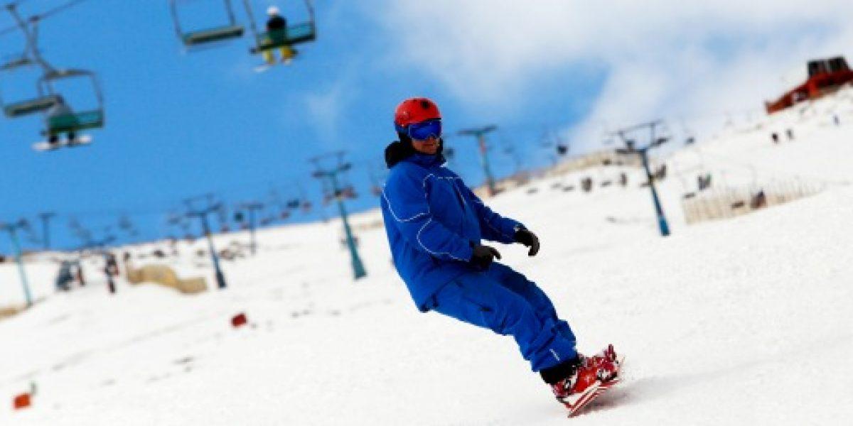 Invierten US$ 1 millón en campaña turística invernal de Chile en Brasil