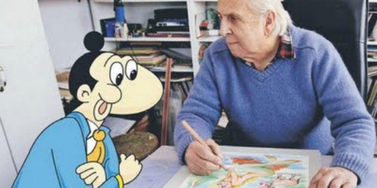 A los 92 años murió Percy, crador de