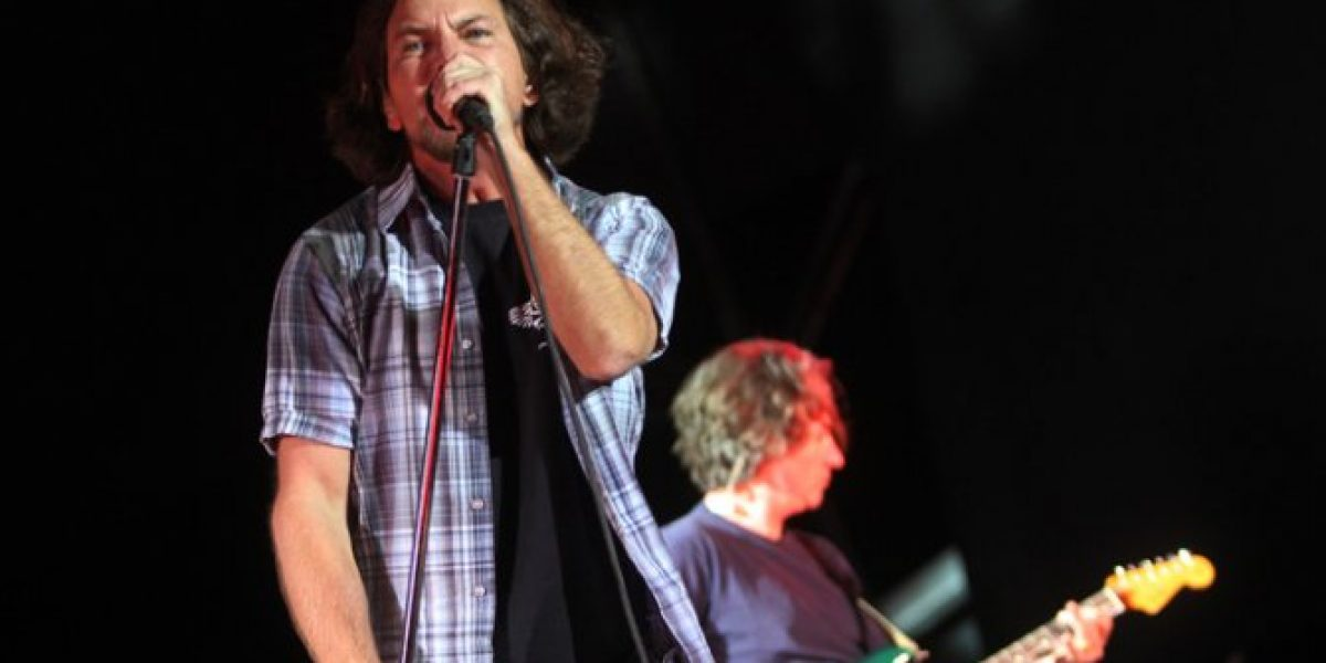 Pearl Jam anuncia su nuevo disco