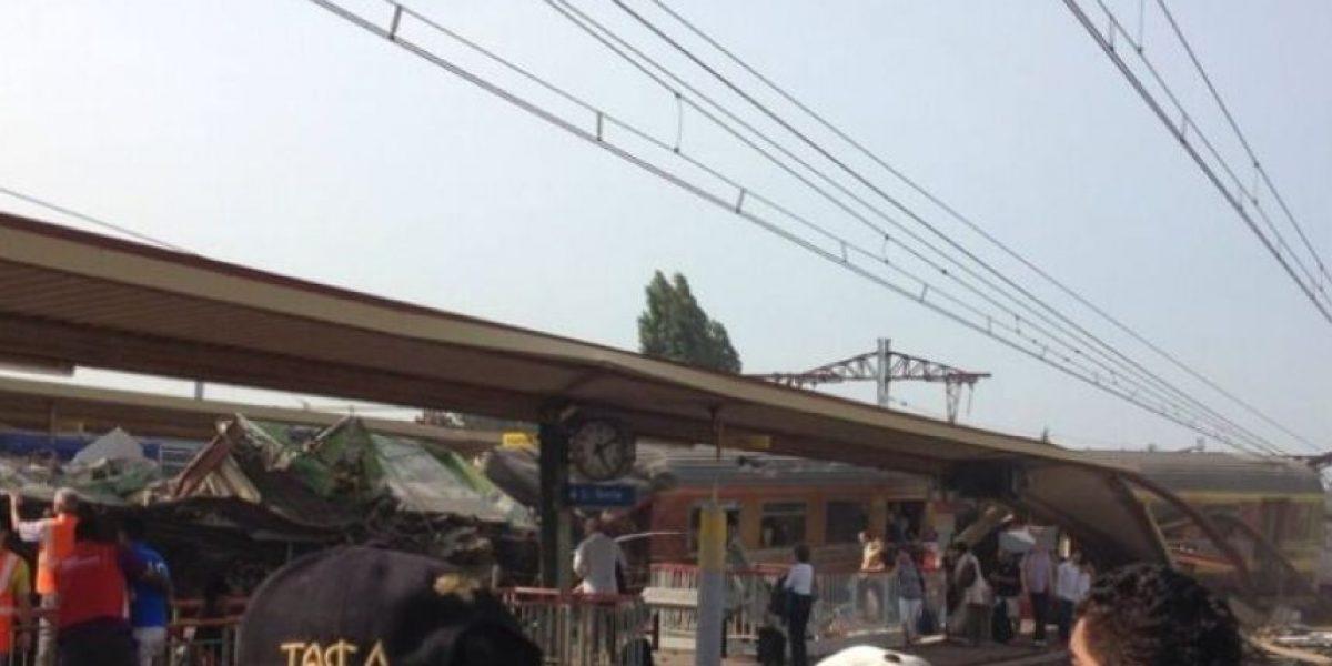 Gobierno francés confirma al menos 7 muertos en el tren descarrilado