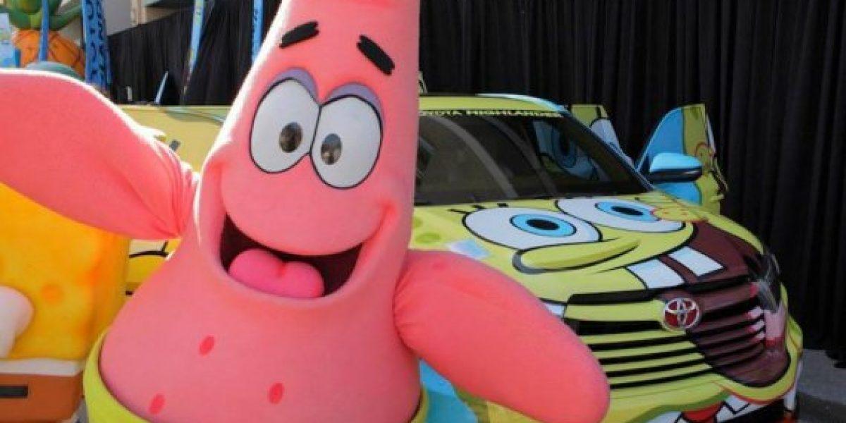 Bob Esponja tiene SUV