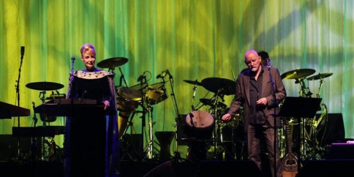 Dead Can Dance cierra su gira mundial en Chile con un espectáculo de culto