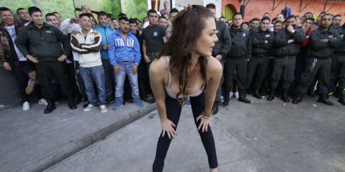 [FOTOS] Así fue la celebración del aniversario 170 de la ex-penitenciaría de Santiago