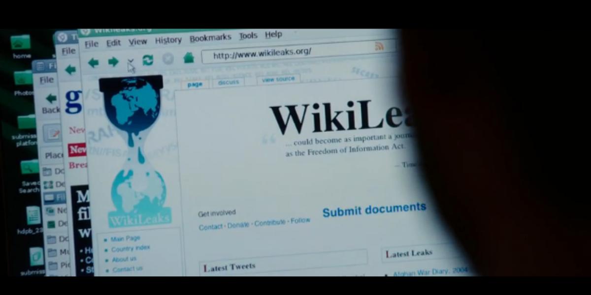 Estrenan el tráiler de la película de Wikileaks: