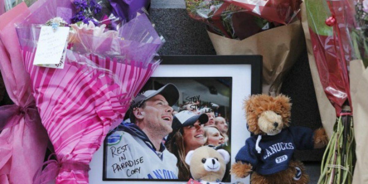 Cuerpo de Cory Monteith fue cremado por decisión de su madre
