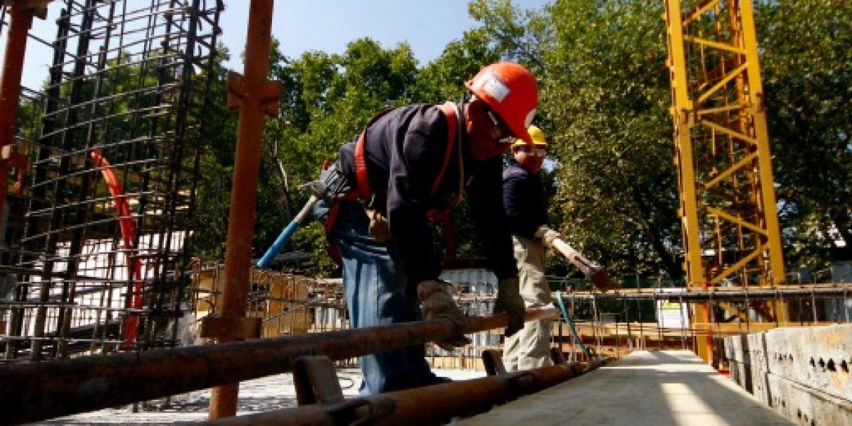 CChC: alza de 4,6% registra actividad de la construcción en mayo