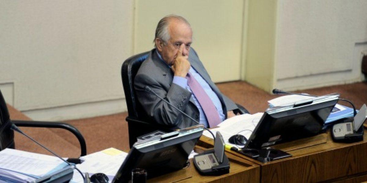 Senador Zaldívar hizo un llamado a revisar el Sipco ante alza del precio de bencinas