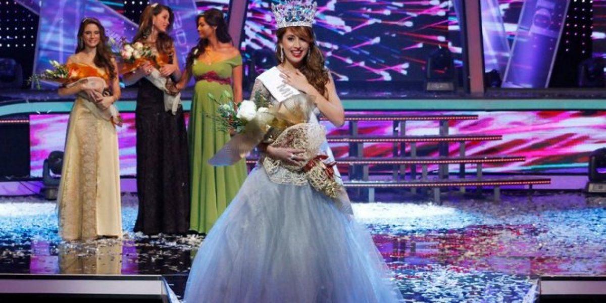 Camila Andrade se convirtió en la nueva Miss Chile