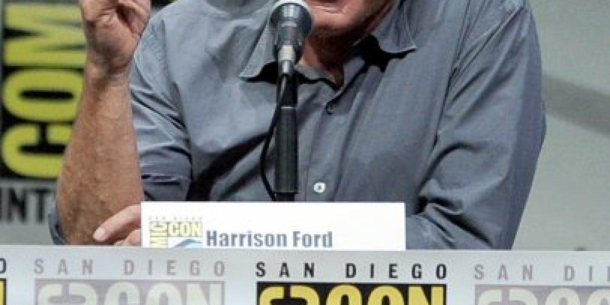 Harrison Ford da inicio a la Comic Con de San Diego presentando