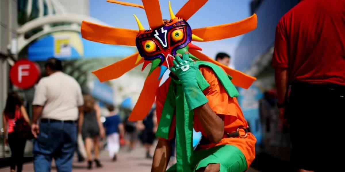 Los mejores disfraces de la Comic Con de San Diego