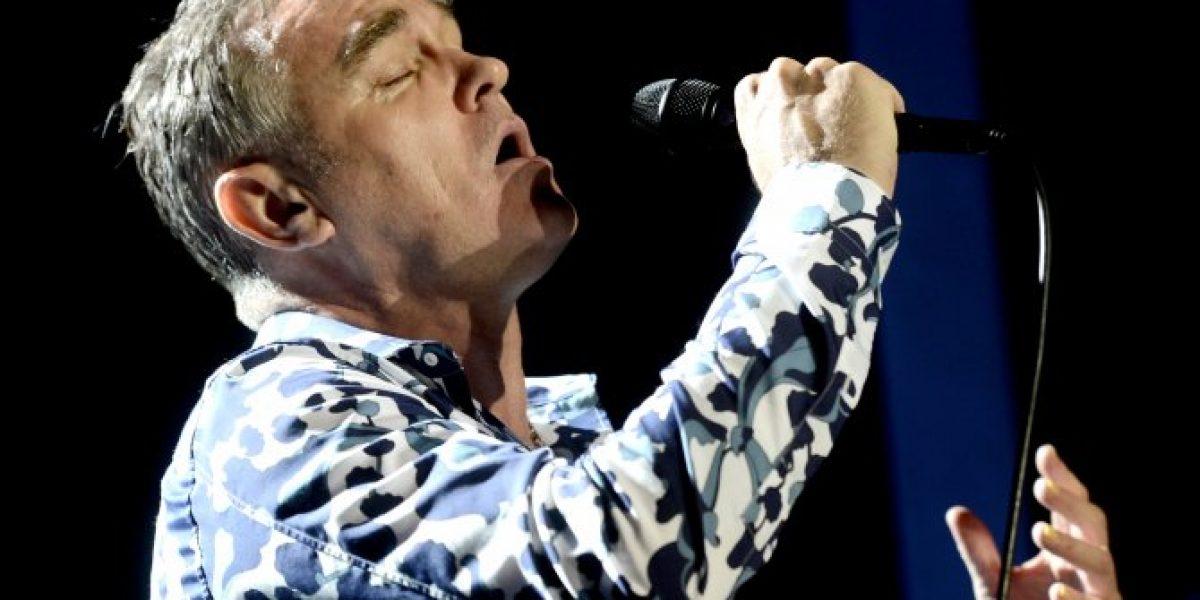 Productora entrega declaración oficial sobre cancelado concierto de Morrissey