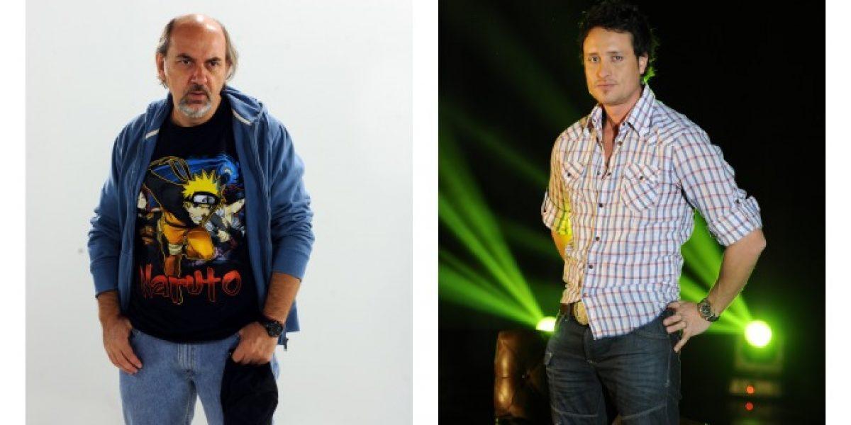 Rodrigo Wainraihgt y Luis Gnecco tienen fuerte round en Twitter