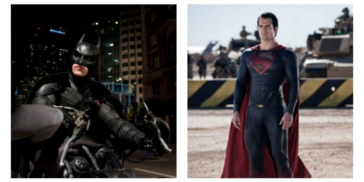 Cinta que reúne a Batman y Superman ya tendría nombre