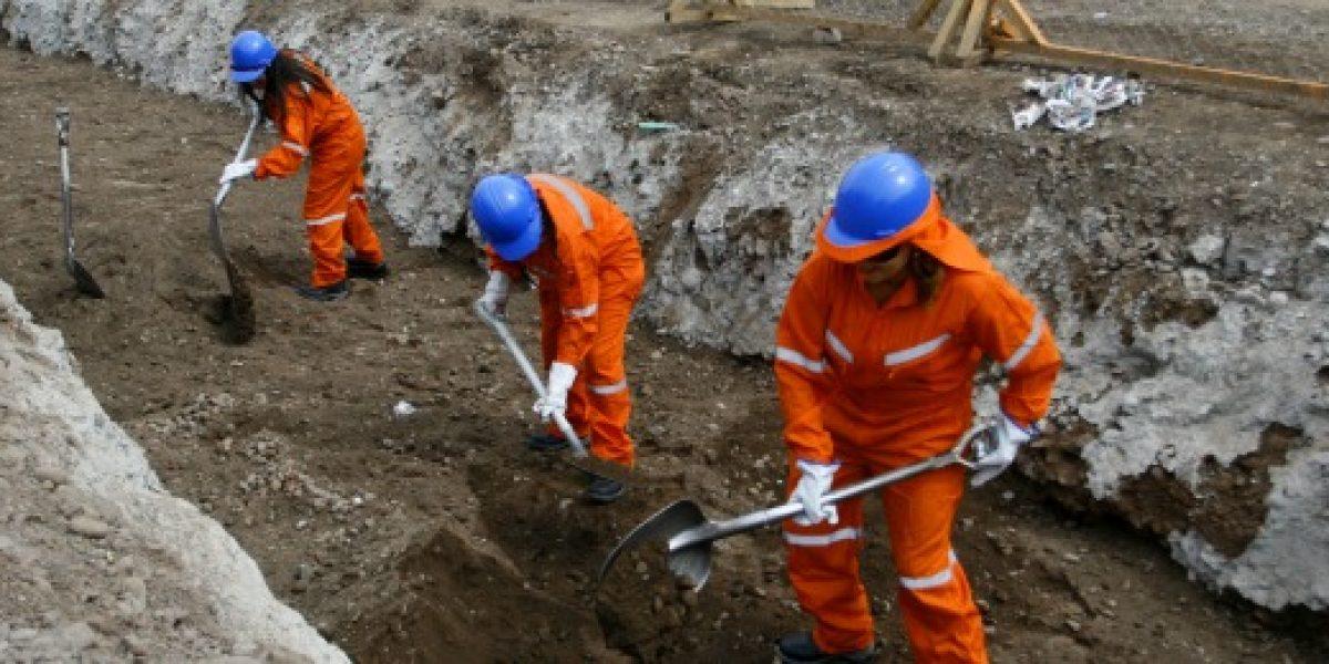 Hasta el 6,2% baja desempleo en el Gran Santiago en junio