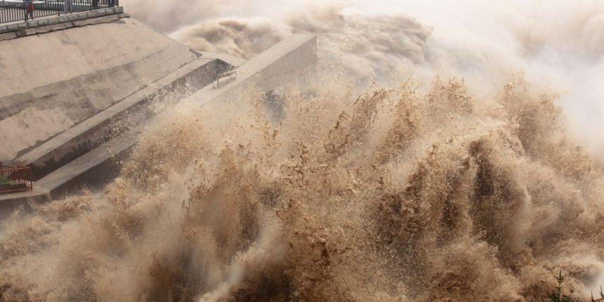 [FOTOS] La furia del agua causa estragos en China: Temporal deja 295 desaparecidos
