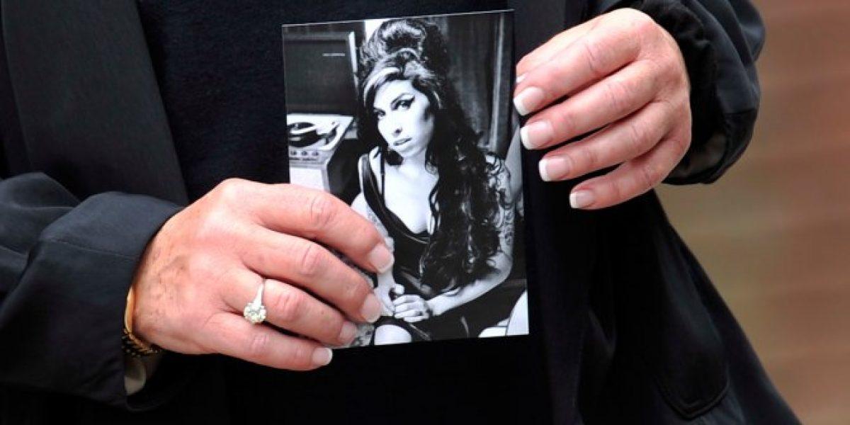 Exposición: La infancia de Amy en segundo aniversario de su muerte