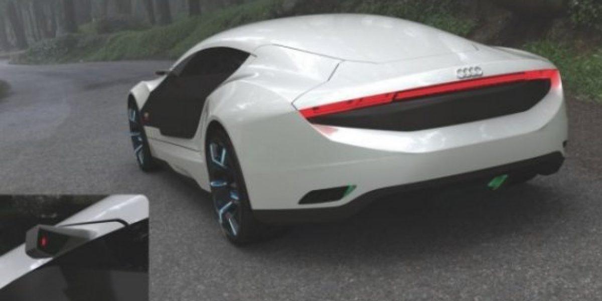 Un futurista Audi A9 Concept