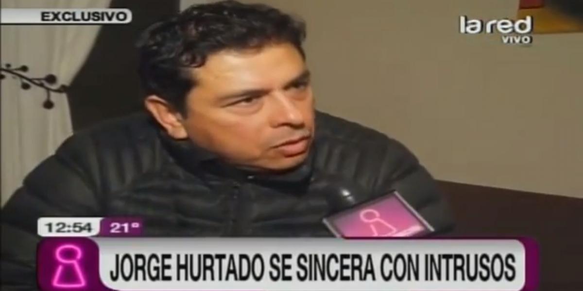 Jorge Hurtado arremetió contra Camila Recabarren a horas de dar a luz
