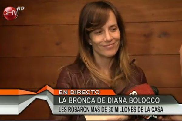 Diana Bolocco Revela Que Su Hijo Facundo Estaba En Casa En El