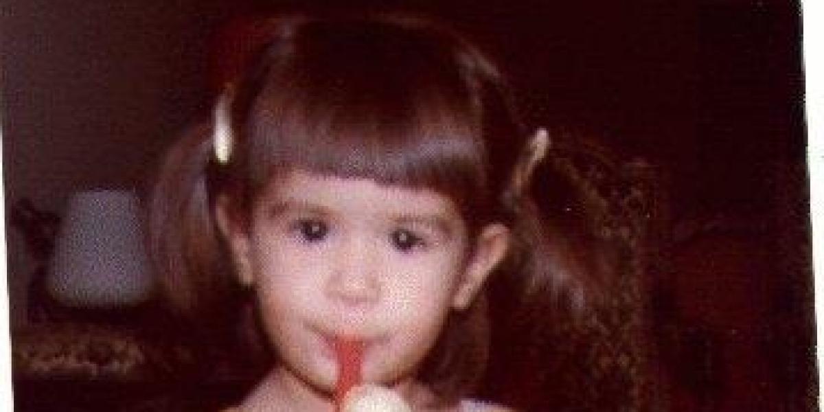 Así era yo cuando niño: Vivi Rodrígues