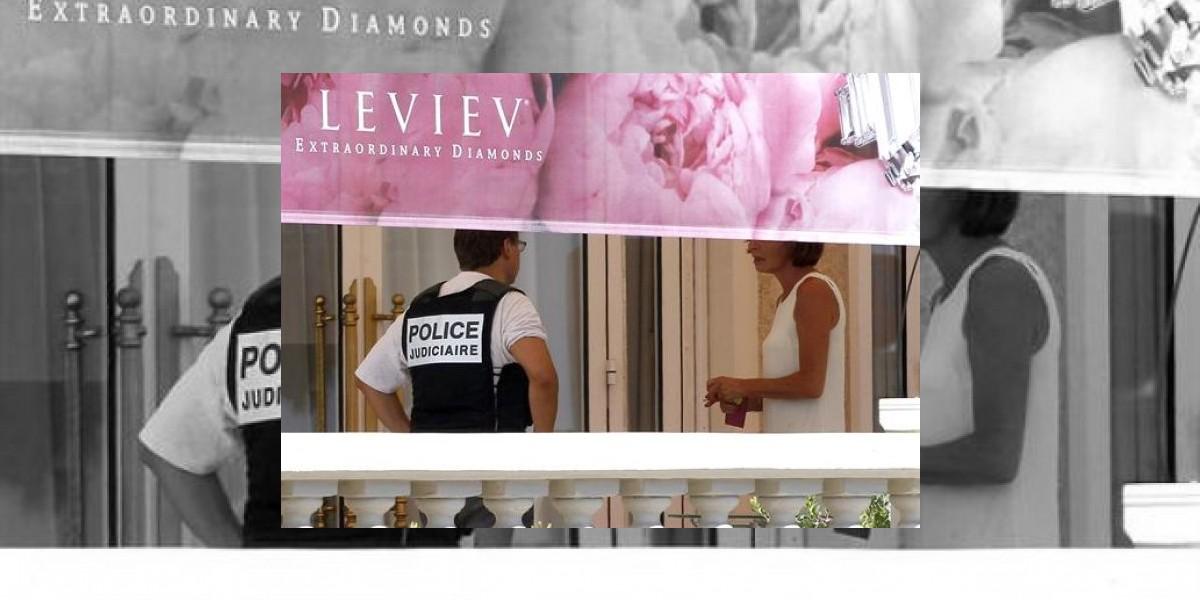 Roban  40 millones de euros en joyas desde un hotel en Cannes