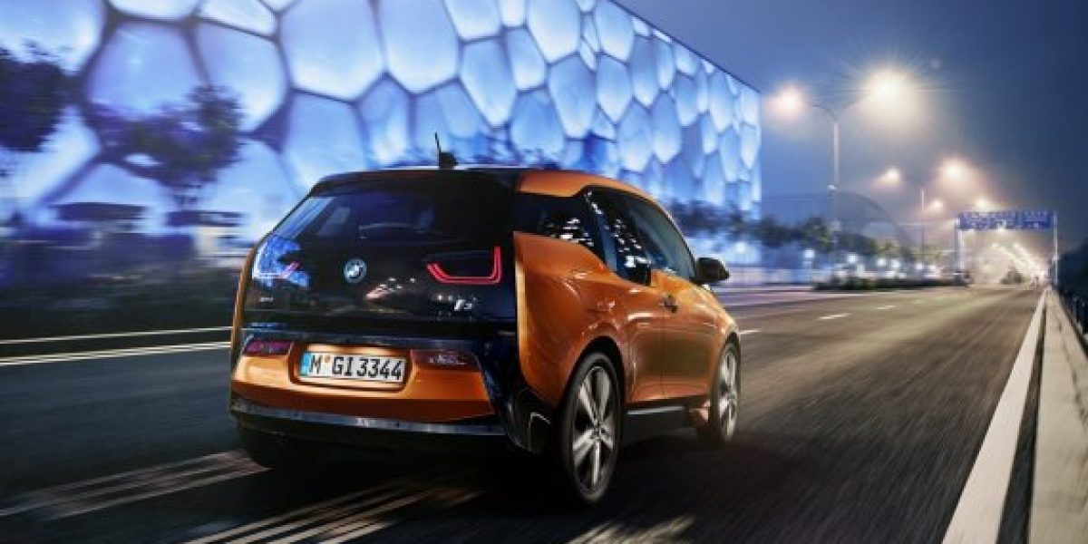 Presentación oficial del primer eléctrico de BMW