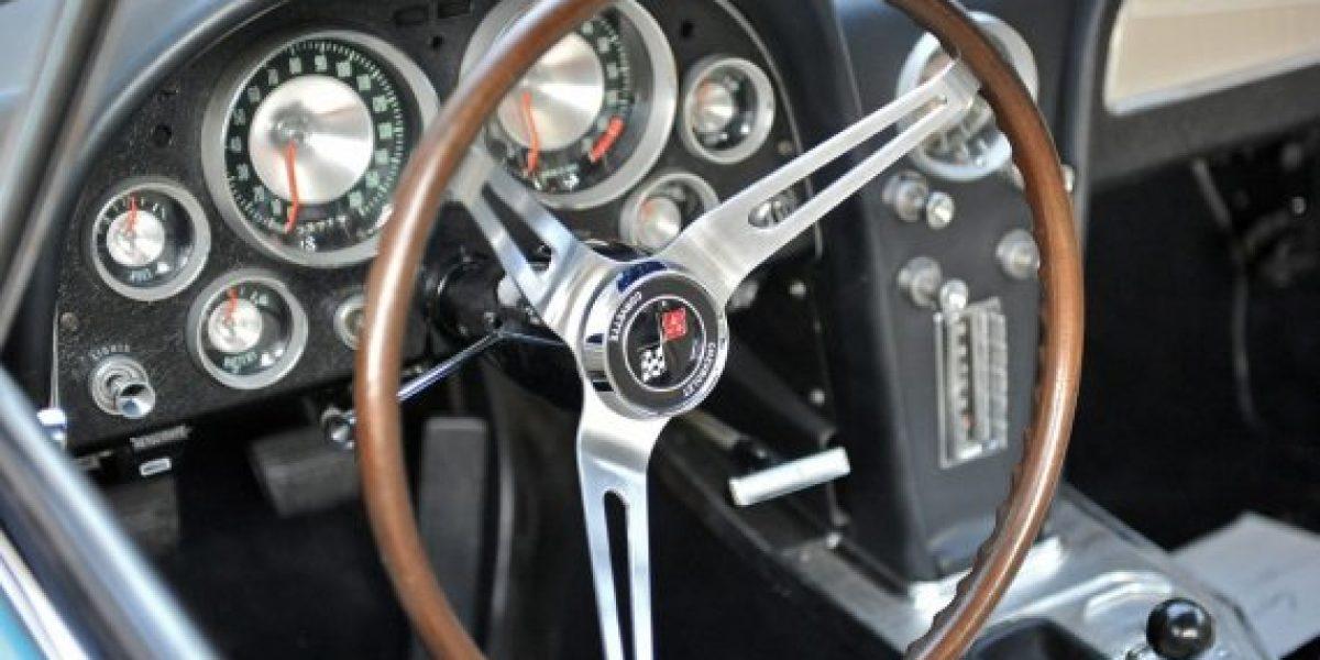 Se subasta únido Corvette diseñado por Pininfarina