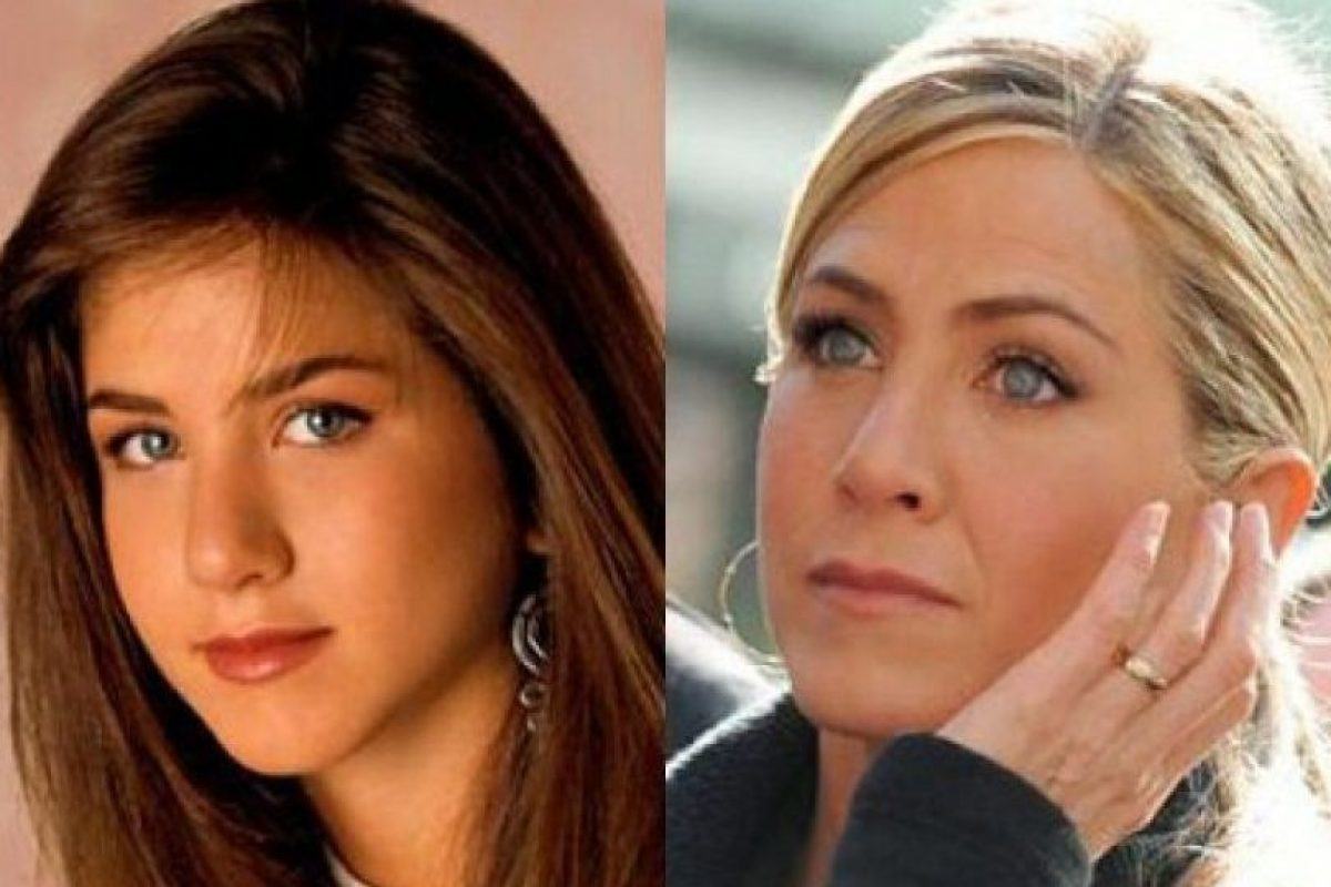 Jennifer Aniston Foto: Especial. Imagen Por: